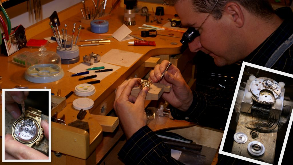 Watch Makers' Bench