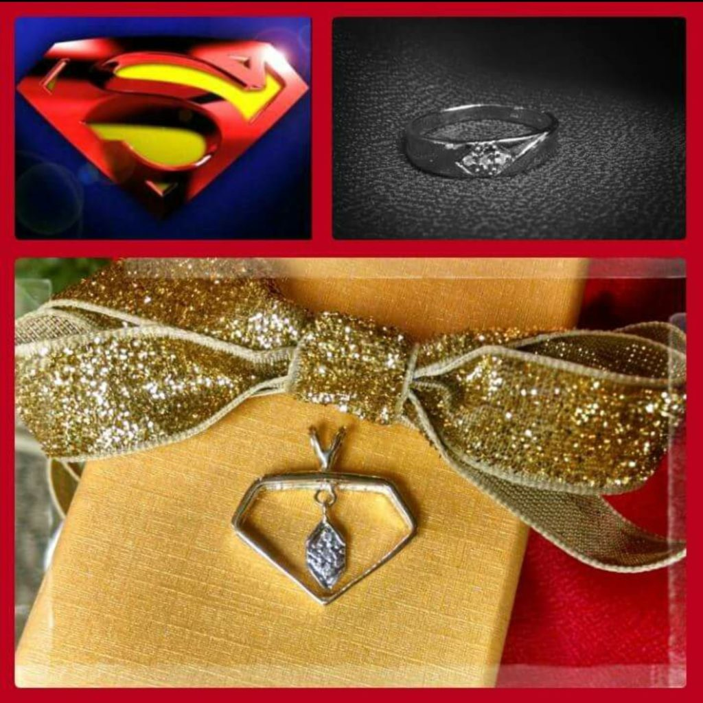 For her Super Man